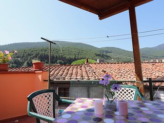 Casa Manila near Pisa Lucca Florence with private parking space