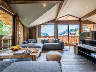 MOULIN III - Luxury chalet with private hot tub