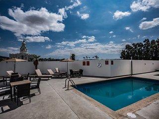Hotel Extended Suites Saltillo Galerías - Doble Suite #48