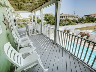 Koinania Cottage | 245 ft from the Beach | Private Pool