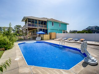Seas the Bay | 1300 ft from the beach | Private Pool