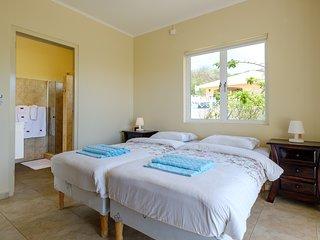 Ananda Curacao, 3 bedroom garden villa Chuchubi