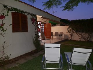 Lovely 3 bedrooms villa in the heart of Maspalomas. Private garden, quiet pool