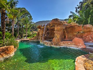 Lavish Temecula Mtn Home on 5 Acres w/Pool & Grill