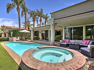 NEW! Lavish Indian Wells Golf Home- Pool & Hot Tub