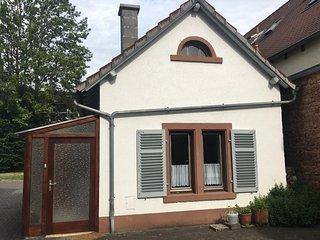 Einfache Unterkunft - Klitzekleines Haus