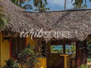 AMARILLA - Villa bord de mer / 3 chambres/8 personnes, dans residentiel securise