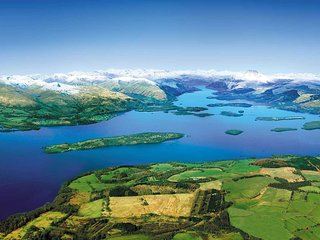Loch Lomond and Trossachs Holiday home