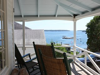 Ocean Views, Dock Access, Tennis, Boothbay Harbor