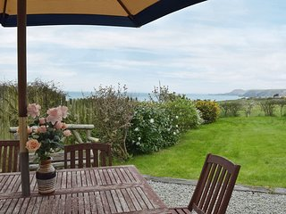 Seaside Location Stunning Sea View Bungalow Aberporth Cardigan Bay West Wales