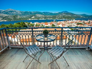 Sea View Loft Studio in Argostoli Town