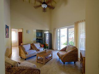 Ananda Curacao, luxurious 2 bedroom garden villa Barika Hel