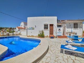 4 bedroom Villa in La Fustera, Valencia, Spain : ref 5506635