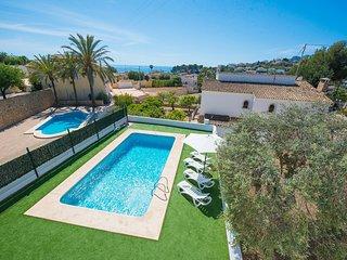 3 bedroom Villa in La Fustera, Valencia, Spain : ref 5505856