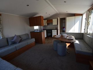 6 Berth Willerby Caledonia Gold Plus Caravan on award winning site