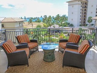 Ko Olina Resort - Beach Villas Ocean Tower 5th floor, 2 Bdrm Pool & Ocean View