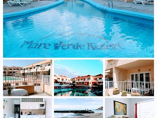 Playa Fanabe, Mareverde, WiFi free, terrace, pool