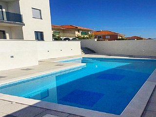One bedroom apartment Seget Donji, Trogir (A-13656-a)