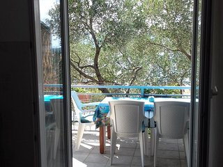 One bedroom apartment Luka Dubrava, Peljesac (A-14040-c)