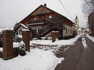 One bedroom apartment Lokve, Gorski kotar (A-14469-a)