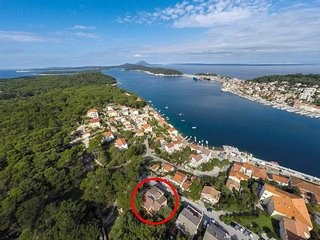 Three bedroom apartment Mali Losinj (Losinj) (A-14607-a)