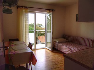 One bedroom apartment Nerezine (Lošinj) (A-14542-c)