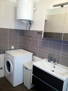Bathroom, Surface: 9 m²