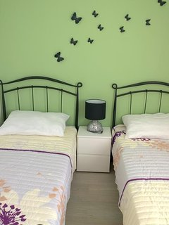 Bedroom 1, Surface: 8 m²