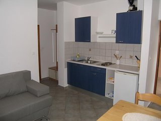 One bedroom apartment Sukosan, Zadar (A-14970-b)