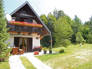 Two bedroom house Crni Lug, Gorski kotar (K-15058)