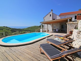 Three bedroom house Babino Polje, Mljet (K-14926)