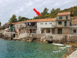 Three bedroom house Cove Srhov Dolac bay - Srhov Dolac (Hvar) (K-15087)