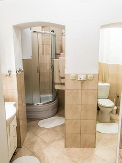 Bathroom, Surface: 8 m²