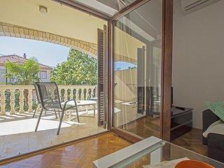 One bedroom apartment Dramalj (Crikvenica) (A-13698-e)