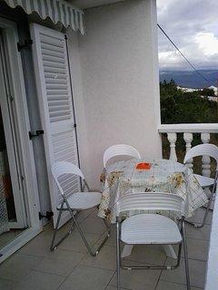 Terrace, Surface: 60 m²