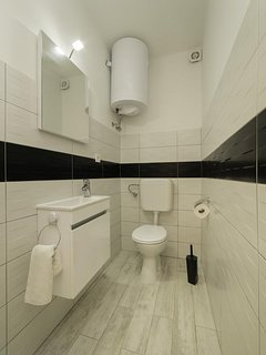 Toilet 3, Surface: 4 m²