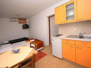 Studio flat Mlini, Dubrovnik (AS-15380-a)