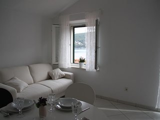 Two bedroom apartment Pucisca, Brac (A-15381-a)