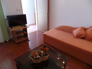 One bedroom apartment Valbandon, Fažana (A-15386-b)