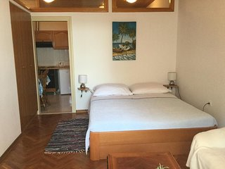 Studio flat Podstrana, Split (AS-15428-b)