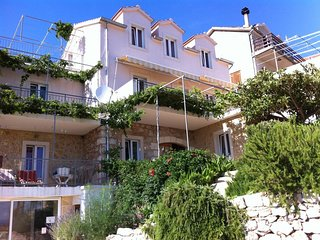 Two bedroom apartment Ivan Dolac (Hvar) (A-15483-a)