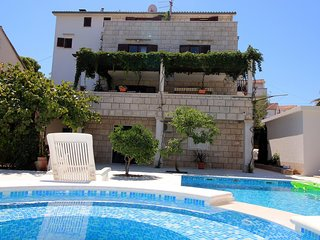 One bedroom apartment Sutivan (Brac) (A-15502-d)