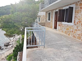 Two bedroom house Lučica, Hvar (K-15546)