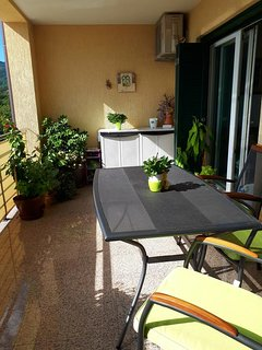 Terrace, Surface: 14 m²