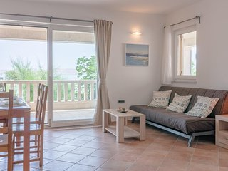Baric Draga Apartment Sleeps 5 with Air Con and WiFi - 5634895