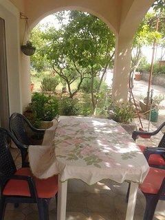 Terrace, Surface: 20 m²