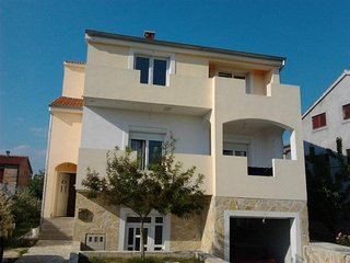 Three bedroom apartment Zadar - Diklo (Zadar) (A-15631-a)