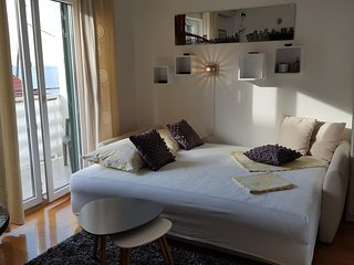 Studio flat Gradac (Makarska) (AS-15642-b)