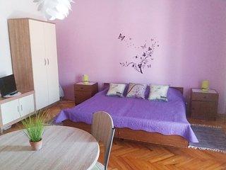 Studio flat Biograd na Moru, Biograd (AS-15651-a)