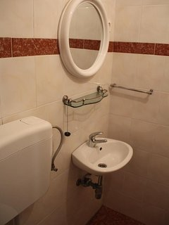 Bathroom 2, Surface: 4 m²